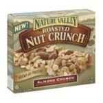 Nature Valley - Granola Bars Roasted Nut Almond Crunch 0016000146228  / UPC 016000146228
