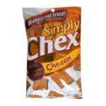 Chex - Snack Simply Cheddar 0016000146341  / UPC 016000146341