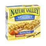 Nature Valley - Chewy Yogurt Granola Bars Variety Pack Of Vanilla And Strawberry 0016000151499  / UPC 016000151499