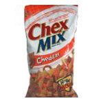 Chex - Snack Mix Cheddar Cheese 0016000159501  / UPC 016000159501