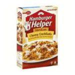 Hamburger Helper - Skillet Meal Cheesy Enchilada 0016000159730  / UPC 016000159730