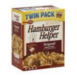 Hamburger Helper - Pasta & Creamy Sauce Mix Stroganoff 0016000159747  / UPC 016000159747