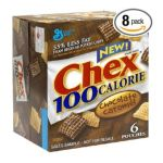 General Mills -  100 Calorie Snack Mix Cocolate Caramel Packages 0016000169517
