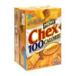 General Mills -  100 Calorie Snack Mix Cheddar Packages 0016000169524
