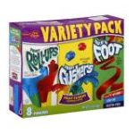 Betty Crocker - Fruit Flavored Snacks Assorted Flavors 0016000170674  / UPC 016000170674
