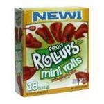 General Mills -  Fruit Roll-ups Fruit Flavored Snacks Strawberry Craze 0016000173132