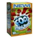 General Mills -  Fruit Flavored Snacks Bomberry Punch 0016000173781