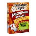 Hamburger Helper - Cheesy Beef Taco Flavor 0016000193864  / UPC 016000193864