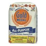 Gold Medal - All-purpose Flour 10 lb,4.53 kg 0016000195806  / UPC 016000195806