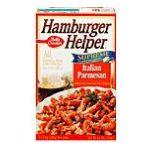 Hamburger Helper - One-skillet Method 0016000199705  / UPC 016000199705