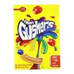 General Mills -  Fruit Gushers   Fruit Gushers Fruit Flavored Snacks, Tropical Flavors, 6-Count Pouches (Pack of 6) 0016000240704