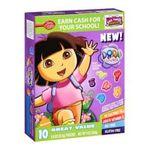 General Mills -  Betty Crocker   Betty Crocker Dora The Explorer Fruit Flavored Snacks  0016000261334