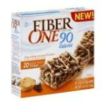 Fiber One - Chocolate Peanut Butter 0016000261655  / UPC 016000261655
