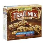 Nature Valley - Trail Mix Bars Variety Pack 0016000262812  / UPC 016000262812