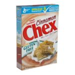 General Mills -  Chex Cinnamon Cereal 0016000263444