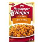 Hamburger Helper - Chili Cheese 0016000263673  / UPC 016000263673