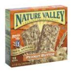 Nature Valley - Crunchy Granola Bars Peanut Butter 0016000264700  / UPC 016000264700