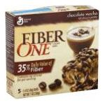 Fiber One - Chewy Bars Chocolate Mocha 0016000267114  / UPC 016000267114