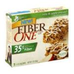 Fiber One - Chewy Bars Oats & Apple Streusel 0016000271227  / UPC 016000271227