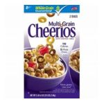 Cheerios - Cereal 0016000272910  / UPC 016000272910