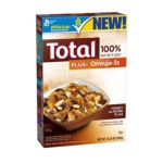General Mills -  Cereal Honey Almond Flax 0016000274846