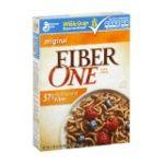 Fiber One - Fiber One Original Bran Cereal 0016000275058  / UPC 016000275058