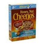 Cheerios - Cereal 0016000275126  / UPC 016000275126