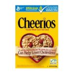 Cheerios - Cereal 0016000275263  / UPC 016000275263