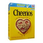 Cheerios - Cereal Toasted Whole Grain Oat 0016000275287  / UPC 016000275287