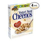 General Mills -  Cheerios Yogurt Burst Vanilla Cereal 0016000275430