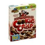 General Mills -  Double Chocolate Cooke Crisp Cereal Box 0016000275485