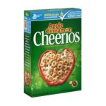 Cheerios - Cereal Apple Cinnamon 0016000275577  / UPC 016000275577