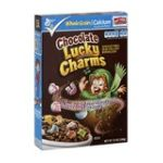 General Mills -  Chocolate Whole Grain Cereal With Marshmallows 0016000275799
