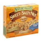 Nature Valley - Granola Bars Sweet & Salty Nut Peanut 0016000277076  / UPC 016000277076