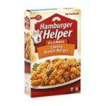 Hamburger Helper - Pasta & Sauce Mix 0016000277182  / UPC 016000277182