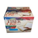 General Mills -  Fiber One Fruit Flavored Toaster Pastries Twenty-four Variety Pack Strawberry And Blueberry 0016000278448