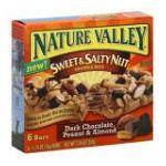 Nature Valley - Sweet & Salty Dark Chocolate 0016000278554  / UPC 016000278554