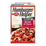 Hamburger Helper - Home-cooked Skillet Meal 0016000278905  / UPC 016000278905