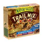 Nature Valley - Chewy Trail Mix Bars 0016000279117  / UPC 016000279117