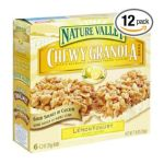 Nature Valley - Chewy Granola Bars 0016000279124  / UPC 016000279124