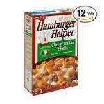 Hamburger Helper - Pasta & Creamy Sauce Mix 0016000284210  / UPC 016000284210