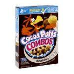 General Mills -  General Mills Combos Chocolate & Vanilla Cereal 0016000286085