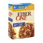 Fiber One - Fiber One Honey Clusters Cereal 15.5 Total Ounce Value Box 0016000288645  / UPC 016000288645