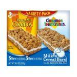 General Mills -  Breakfast Bar Milk 'n Cereal Variety Pack 0016000288898