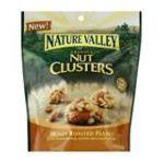 Nature Valley - Nut Clusters Granola Honey Roasted Peanut 0016000289161  / UPC 016000289161