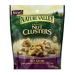 Nature Valley - Nut Clusters 0016000289178  / UPC 016000289178