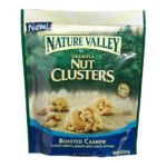 Nature Valley - Nut Clusters 0016000289192  / UPC 016000289192