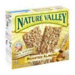 Nature Valley - Granola Bars Crunchy Roasted Almond 0016000289208  / UPC 016000289208