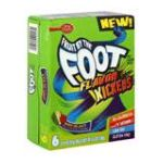 General Mills -  Fruit The Foot Sweet-n-sour Flavor Kickers Fruit Flavored Snacks 0016000294530