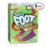 General Mills -  Fruit The Foot Flavor Kickers Tropical Twist 0016000294547